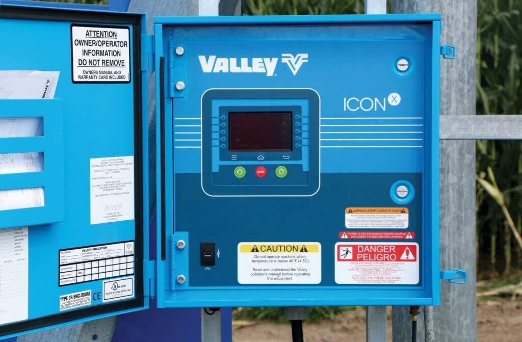 Valley Irrigation ICONX Reinke